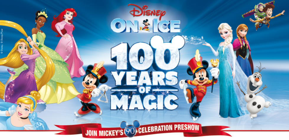 Disney On Ice presents 100 Years of Magic